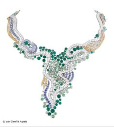 Van Cleef & Arpels Nil Blanc Necklace -