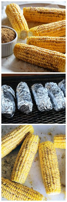 Everyday Grilled Corn Recipe | Make your everyday corn not so every day. It's perfect for all of your summer get-togethers!