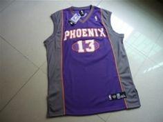 20f9b02f2 Phoenix Suns Cheap NBA  13 Purple Steve Nash Jersey Phoenix Suns Cheap NBA   13 Purple Steve Nash Jersey