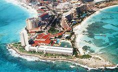 Cancún y la Riviera Maya lideran la ocupación hotelera del país