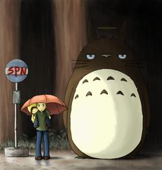 Totoro and SPN