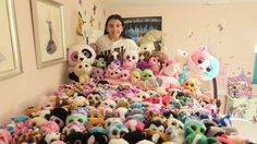 We are happy to feature two Ty Collectors of the Week, Madison & Meeka Duffy! Thank you for sharing your collection with everyone! #BeanieBoos #TyInc #FanFeature
