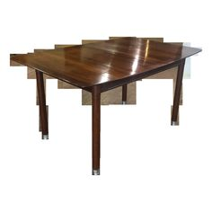 Mid Century Modern Willett Trans East Solid Cherry Dining Table By  TheGreenSceneAntique On Etsy
