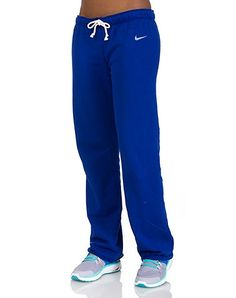 NIKE CLOTHING Sweatpant Soft inner terry lining Elastic waistband closure with drawstring for ultimate comfort