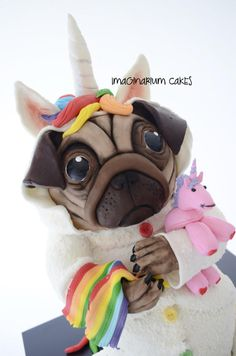 Unicorn Dreams cake