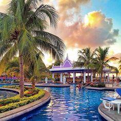 Riu Montego Bay - Jamaica  Credits ✨@ReachJody✨