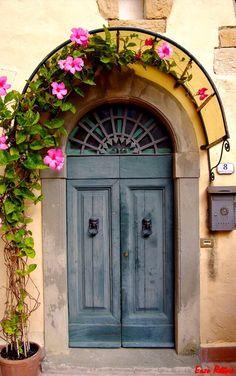 Tignano, Tuscany, Italy