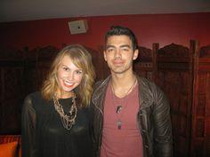Keltie and Joe Jonas. See more here: http://insdr.co/ILG5Zi