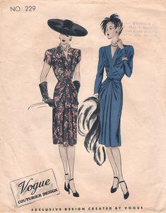 Vogue 229 #woman #fashion