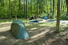 These 10 Camping Spots You\'ll Only Find In Ohio Are Simply Perfect