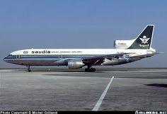 Saudi Arabian Airlines Lockheed L-1011