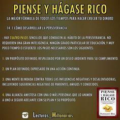 """76 Me gusta, 3 comentarios - RICARD H.C - CUENTA OFICIAL © (@lecturas_millonarias) en Instagram: """"LIBRO: """"PIENSE Y HÁGASE RICO"""" AUTOR: Napoleon Hill  PARTE 21 __________________…"""""""