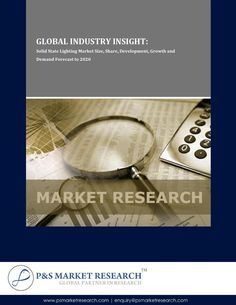 Solid state lighting market size, share, development, growth and demand forecast to 2020
