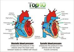 high blood pressure systolic diastolic