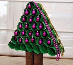 10 Modelos de Árvore de Natal com Material Reaproveitado   Reciclagem no Meio Ambiente                                                                                                                                                                                 Mais