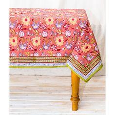 Sophie Tablecloth #birchlane