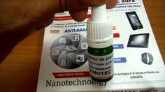 TORONANOTEC AURA Protector liquido de pantalla | ToroNanoTec Los avances tecnológicos han modificado las ventajas. INNOVACIÓN TECNOLÓGICA  http://www.toronanotec.com/1_toro-nanotec-aura