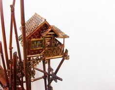 Lyn Deutsch's Philippine Miniature Houses