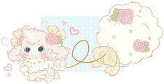 Dreamkit for tippisuu by Sarilain on DeviantArt Kawaii Doodles, Cute Kawaii Drawings, Cute Animal Drawings, Kawaii Art, Sanrio, Cute Screen Savers, Mythical Creatures Art, Fantasy Creatures, Anime Pixel Art