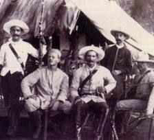 cuba 1898. My grandfather fought in the war as a Capt in the Ejercito Mambi