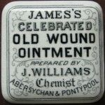 James's Celebrated Old Wound Ointment