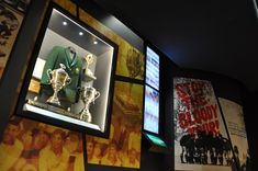 Springboks open new rugby museum at V & A Waterfront, Read more . South African Rugby, V&a Waterfront, Just A Game, Cape Town, Trip Advisor, Places To Visit, Museum, History, Painting