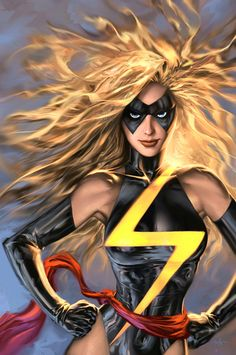 Ms. Marvel - marvel-comics