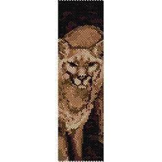 Koi Fish Peyote Bead Pattern Bracelet Cuff by SmartArtsSupply Peyote Beading, Beaded Bracelet Patterns, Seed Bead Bracelets, Seed Bead Patterns, Fish Patterns, Peyote Patterns, Beading Patterns, Stitch Patterns, Art