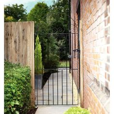 Marvelous Framed Ledged  Braced Gate  X Mm  Wooden Gates  Gates  With Magnificent Wickes Metal Chelsea Bow Top Gate  X  Mm With Easy On The Eye Gardening Equipment Hire Also Cardwell Bay Garden Centre In Addition Greek Garden Pots And Tall Garden Storage As Well As Majestic Gardens Additionally Badgers Mount Garden Centre From Pinterestcom With   Magnificent Framed Ledged  Braced Gate  X Mm  Wooden Gates  Gates  With Easy On The Eye Wickes Metal Chelsea Bow Top Gate  X  Mm And Marvelous Gardening Equipment Hire Also Cardwell Bay Garden Centre In Addition Greek Garden Pots From Pinterestcom