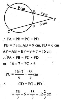 ML Aggarwal Class 10 Solutions for ICSE Maths Chapter 15 Circles Chapter Test These Solutions are part of ML Aggarwal Class 10 Solutions for ICSE Maths. Here we have given ML Aggarwal Class 10 Solu… Mathematics Geometry, Physics And Mathematics, Math Vocabulary, Maths Algebra, Calculus, Transformations Math, Maths Ncert Solutions, Circle Math, Math Tutorials