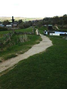 Huddersfield narrow canal.