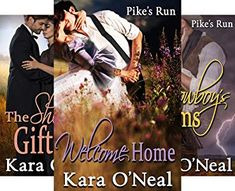 Pike's Run book series) Kindle Edition -- A small Texas town bursts with suspense, family ties, romance and true love! Kara Kara, Run 2, 12th Book, Book Series, True Love, Kindle, Ties, Romance, Running