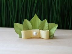 Tiana crown for Anna