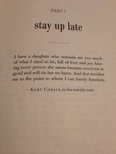 kurt cobain, sad, and words image - Trend Sister Quotes 2019 Poem Quotes, Lyric Quotes, Life Quotes, Nirvana Frases, Nirvana Lyrics, Nirvana Quotes, Nirvana Art, The Words, Pretty Words