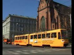 TRAMVAJE V ČESKÉ A SLOVENSKÉ REPUBLICE - Dopravní podniky - YouTube