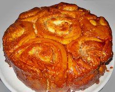 Bunătăţi din bucătăria Gicuței: Cozonac Rosenkranz Romanian Food, Sweet Tarts, Kefir, Caramel, Muffin, Breakfast, Desserts, Recipes, Breads