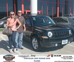 #HappyAnniversary to Sloan Toy on your 2014 #Jeep #Patriot from Bert Cox at Huffines Chrysler Jeep Dodge RAM Plano!