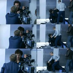 behind the scenes of The Lying Detective Sherlock Season 4, Sherlock Cast, Sherlock John, Sherlock Holmes, Bbc Tv Shows, Bbc Tv Series, The Lying Detective, Benedict Cumberbatch Sherlock, 221b Baker Street