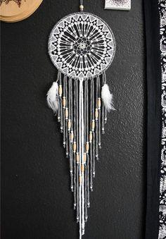 Grey Portals Mandala Dream Catcher                                                                                                                                                                                 More