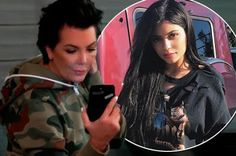Kylie Jenner Calls Kris In Tears & Fears For Dog's Life After Burglar Alarm Triggered At Home