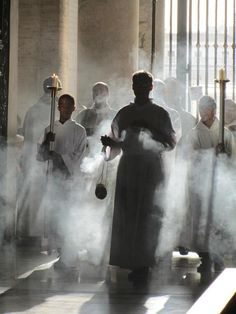 Lord, may our prayers rise like incense in Your sight. May this place be filled with the fragrance of Christ.