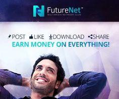 Make money online with futurenet