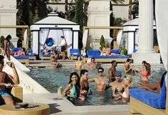 [Offer Code: PKGCPGW]- GO GET WET at Caesars Palace! Pool Season is here! Book one of our poolside packages and Go Get Wet! DG