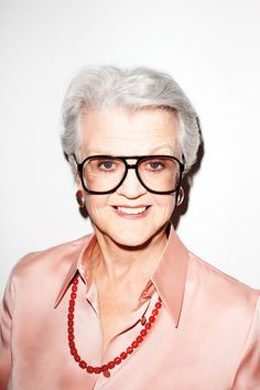 Hipster She Wrote: Terry Richardson Photographs Angela Lansbury - BuzzFeed Mobile