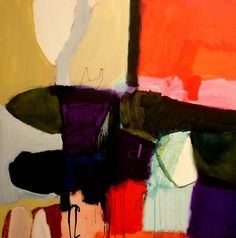 """Everywhere"" by Artist Waldemar Kolbusz 100x100"