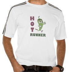 Hot Runner T-shirts