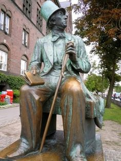 Hans Christian Anderson was born on April 2, 1805 in Odense, Denmark. He was an author, fairy tale writer and poet, but noted particularly for...