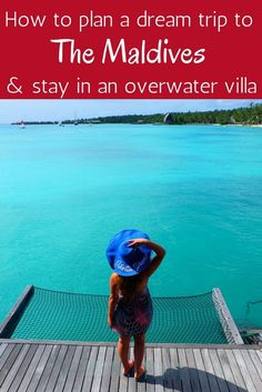 How to plan a dream trip to the Maldives and stay in an overwater villa. Travel planning tips for the Maldives including how to choose your island vacation, where to stay, the best hotels for every budget and top accommodation options which include over water villas in the Maldives.