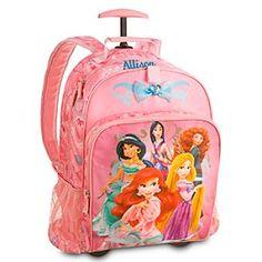 My Little Pony Rolling Backpack | My Little Pony Love | Pinterest ...