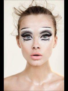 Makeup Big Eyes